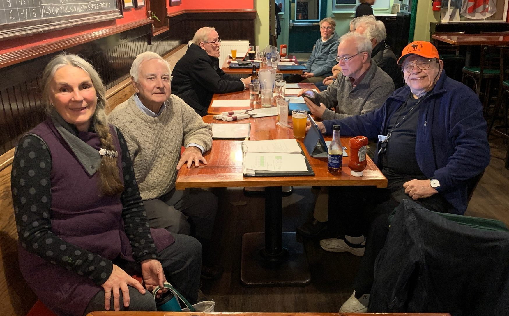 Maine IAT Board Meeting - Nov 7th, 2019