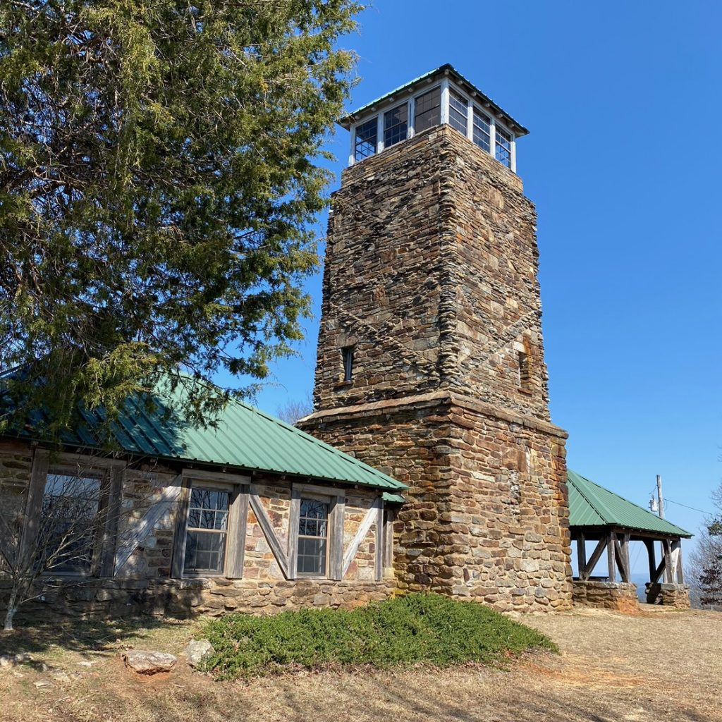 The Tower at Flagg Mountain